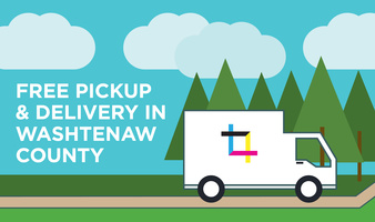 Free pickup & delivery in washtenaw county