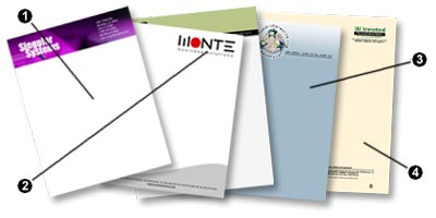 Design tips do it yourself letterhead standard printing washtenaw do it yourself letterhead solutioingenieria Image collections